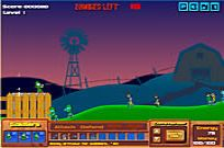 Play Zombie War game