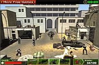 Play Anti Terror Force game