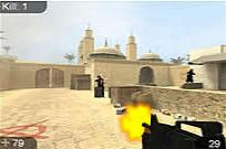 Play Counter Strike Source game