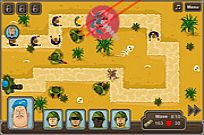 Play Mexican Zombie Defense game