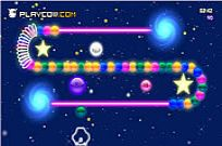 Play Neon Pinball game