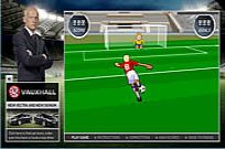 Play Vectra Footy game