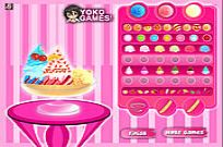 Play Yummy Banana Split game