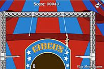 Play Circus Of Idiots - Trapeze game