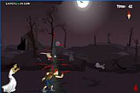 Play Zombie Kiss game