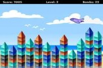Play Rising Block Towers game