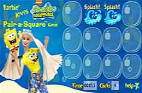 Play Barbie Loves Spongebob Squarepants game