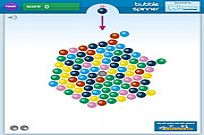 Play Bubble Spinner game