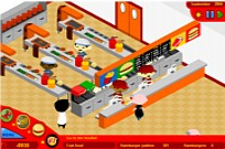 Play Burger Tycoon 2 game