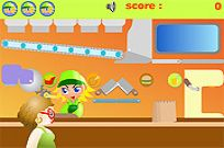 Play Busy Burger game