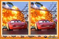 spielen Spot the Difference - Cars Spiel