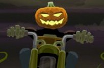 Play Pumpkin Head Rider game