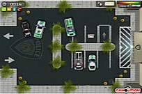 Play Police Station Parking game