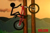 Play Stickman Dirtbike game