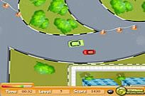 Play Mr. Bean Car Parking game