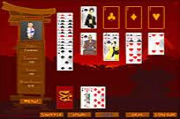 Play Ronin Solitaire game