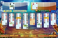 Play Underwater Solitaire game