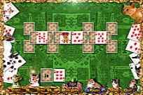 Play Cats House Solitaire game