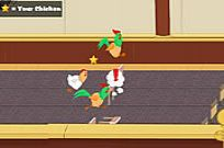 Play Chicken Jockey 2 - Clucktible Card Racers game