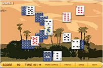 Play Persian Solitaire game