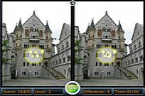 Play Spot the Difference - Castles game
