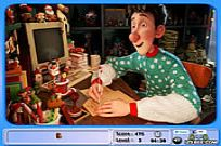 Play Arthur Christmas Hidden Objects game
