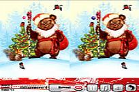 Play Christmas Dreams 5 Differences game