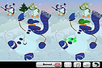Play Chocolate Christmas 5 Differences game