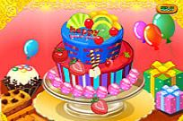 Play Happy Newyear Cake game