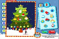 Play Making Christmas Tree game