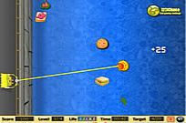 Spongebob Squarepants - Food Snatcher Game