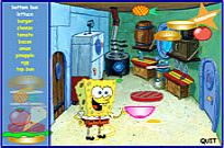 Play Spongebob Squarepants - Burger Bonanza game