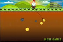 Play Gnome Miner game