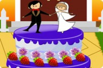 Play Tall Wedding Cake game