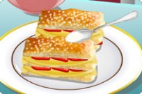 Play Puffy Pastry game
