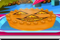 Play Make Pumpkin Cheesecake game