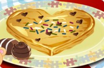 Play Valentine Cookies Decoration game