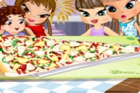 Play Omg Pizza Lol game
