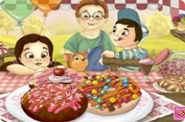 Play Kids And Donuts game