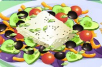 Play Mediterranean Salad game
