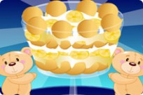 Play Make Banana Trifle game