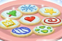 Play Valentines Sugar Cookies game