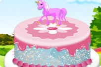 Play Pony Cake Decoration game