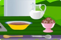 Play Chocolate Ice Cream game