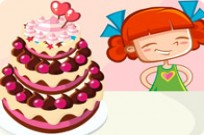 Play Happy Cake Decor game