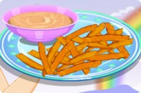 Play Sweet Potato Fries game