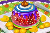 Play Fruity Jelly Decoration game