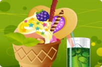 Play Gourmet Ice Cream Toppings game