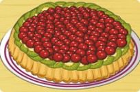 Play Delicious Cherry Cake game
