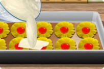 Play Pineapple Upside Down Cake game